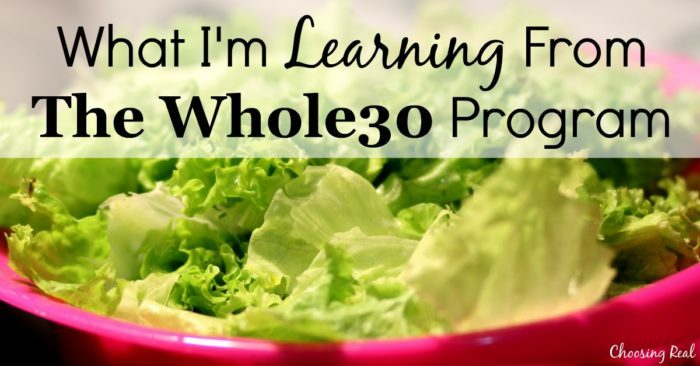 It shouldn't be called Whole30. It should be called Whole42. With the reintroduction phase, The Whole30 is 6 weeks of redefining how you fuel your body.