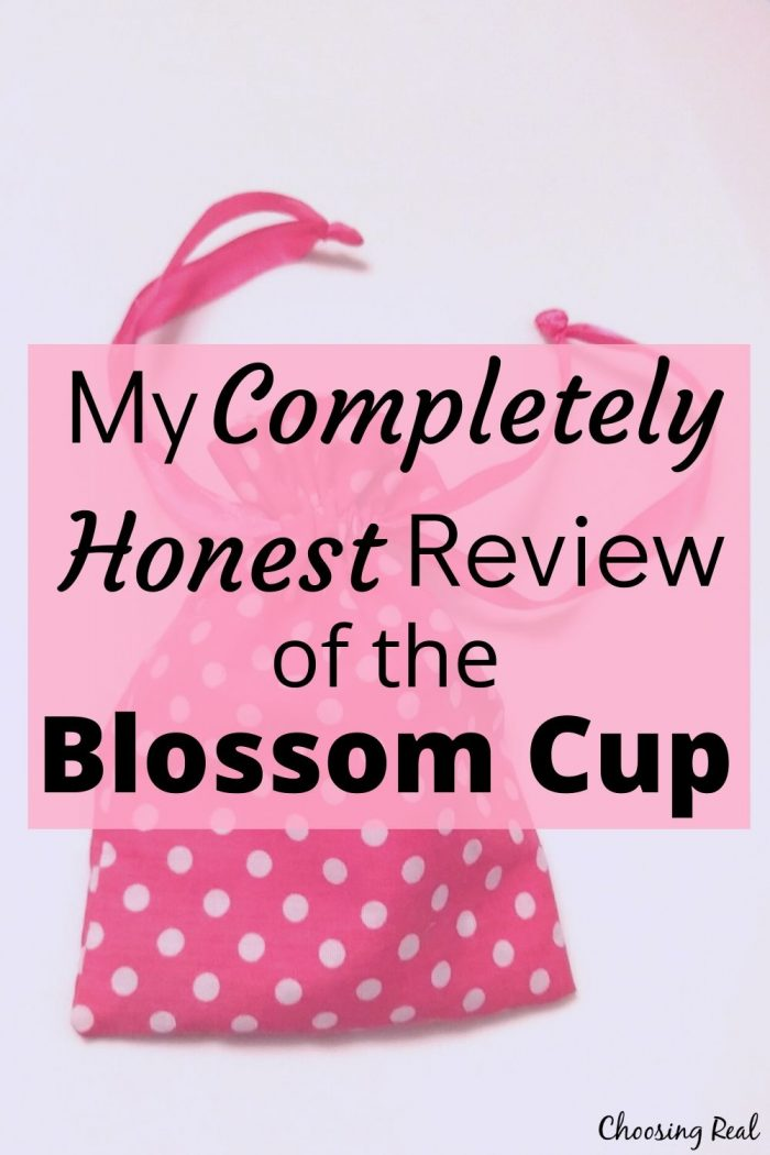 My Completely Honest Review of the Blossom Cup